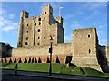 TQ7468 : Rochester Castle : Week 48