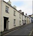 SO2118 : Grade II listed Talbot House, Bridge Street, Crickhowell by Jaggery