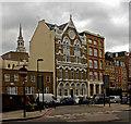 TQ3182 : Farringdon Lane, Clerkenwell : Week 50