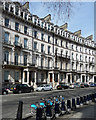 TQ2879 : 11-15 Grosvenor Crescent by Stephen Richards