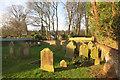 SP8601 : Baptist's Cemetery by Des Blenkinsopp