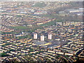 ST5867 : Hartcliffe from the air by M J Richardson
