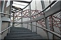 TQ3784 : Staircase on the Arcelor Mittal Orbit by Andrew Tryon
