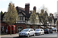 SP0481 : 35 to 47 Sycamore Road, Bournville by Jo Turner