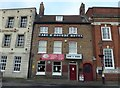 TF4509 : The Hare and Hounds Hotel - Public Houses, Inns and Taverns of Wisbech by Richard Humphrey
