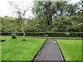 SJ8898 : Clayton Hall Garden by Gerald England
