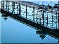 SH5873 : Bangor Pier by Jeremy