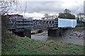 ST5672 : Ashton Bridge refurbishment by Anthony O'Neil