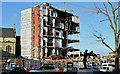 J3374 : The Orpheus Building (demolition), Belfast - January 2016(12) by Albert Bridge
