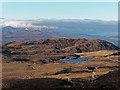 NH3953 : Loch Sgolbaidh by valenta