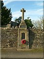 SK8613 : Ashwell War memorial by Alan Murray-Rust