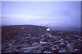 NC9215 : Summit, Beinn Dhorain by Richard Webb