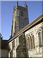 ST6264 : All Saints, Publow by Neil Owen