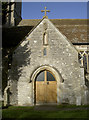 ST6264 : South door by Neil Owen