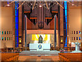 SJ3590 : High Altar, Liverpool Metropolitan Cathedral : Week 5