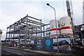TA1028 : Building work on Humber Street, Hull by Ian S