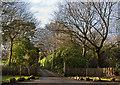 SJ6983 : The entrance to High Legh House by Ian Greig