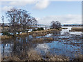 NH5447 : The River Beauly at a High Spring Tide by Julian Paren