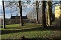 ST7662 : Churchyard, Combe Down by Derek Harper