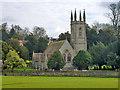 SU7037 : Chawton church : Week 8