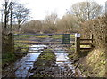 ST5860 : The end of a road by Neil Owen