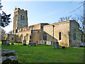 TL1442 : Southill church by Robin Webster