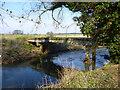 TL1539 : Bridge over former River Ivel Navigation by Robin Webster
