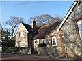 SU7892 : Cadmore End School by David Howard