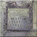 J5749 : Drain cover, Castle Ward by Rossographer