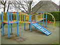 ST6662 : Marksbury play ground by Neil Owen