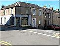 SN5100 : Derelict former corner shop, Llanelli by Jaggery