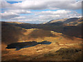 NY3008 : Easedale Tarn from Blea Rigg : Week 12