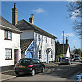 TL2842 : Steeple Morden: on Cheyney Street by John Sutton