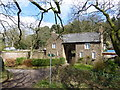 SJ5255 : Lodge house on the Sandstone Trail by Raymond Knapman