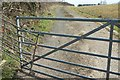 SX1959 : Awkward for a horserider, Bury Down by Derek Harper