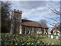 TL1032 : St Margarets Church, Higham Gobion by JThomas