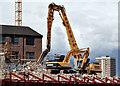 J3374 : The Orpheus Building (demolition), Belfast - March 2016(3) by Albert Bridge