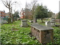TQ2674 : Huguenot Burial Ground, Wandsworth by Marathon