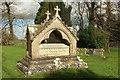 ST7758 : Malbro tomb, Hinton Charterhouse by Derek Harper