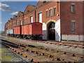 SJ8397 : Museum of Science and Industry, Railway and 1830s Warehouse by David Dixon