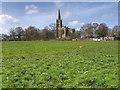 SD7711 : Walshaw, Christ Church by David Dixon