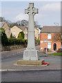SD7711 : Walshaw War Memorial by David Dixon