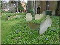 TQ2971 : St Leonard's Churchyard, Streatham by Marathon