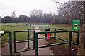 SJ8754 : Brindley Ford Recreation Ground by Richard Dorrell