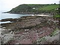 SX2251 : Low tide at Talland Bay by Philip Halling