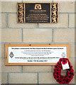 NM8529 : Memorials - CalMac terminal - Oban by TheTurfBurner