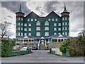 SO0661 : Metropole Hotel, Llandrindod Wells by David Dixon
