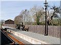 SN6479 : Vale of Rheidol Railway, Capel Bangor Station by David Dixon