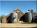 TG0527 : Abbey Farm Barn by Evelyn Simak