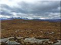 NG5738 : View from Bealach Ruadh by John Allan